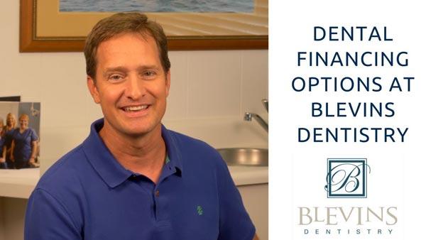 Blevins Dentistry Mullins Sc Financing
